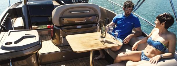 Lunch e aperitivo in barca
